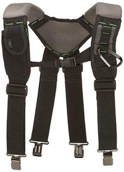 Brown Bag 30289 Gel Foam Suspender With Universal Bite Clips