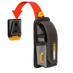 Toughbuilt 4 inch 5 Compartment Meter Tester Tool Bag Storag