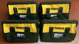 DeWalt N454406 13x9x9 Six Pocket Contractor's Bags for Powe