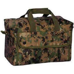 Fox Outdoor 40-604 Mechanic's Tool Bag with Brass Zipper