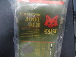 40-607 Fox Outdoor 11x7x6 Mechanics Tool Bag - Army Digital