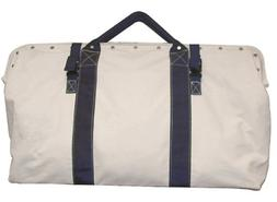 Bon 41-153 20-Inch by 5-1/2-Inch Heavy Duty Canvas Tool Bag