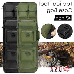 "47"" Tactical Tool Bag Long Padded Carry Case Storage Cases D"