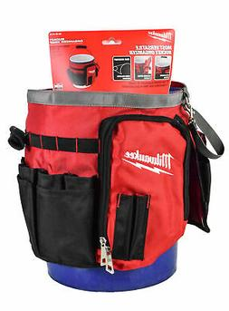 Milwaukee 48-22-8175 Bucket Organizer Bag Tool Pouch 32 Exte