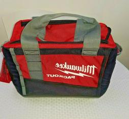 Milwaukee 48-22-8321  15 inch PACKOUT Tool Bag- brand new wi