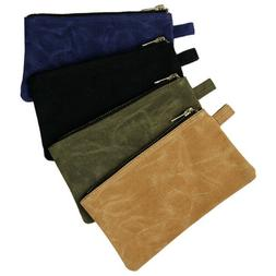 4PCS Zipper Bag Pouch Organize Storage Small Parts Hand Tool