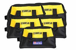 """Dewalt 12"""" Heavy Duty Ballistic Nylon Tool Bag"""