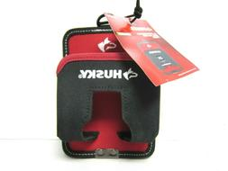 Husky 5 in. Tape and Compact Drill Holster Bag Tool Pouch FR