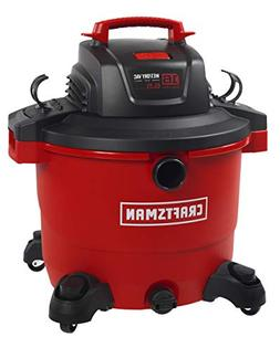 CRAFTSMAN 17595 16 Gallon 6.5 Peak HP Wet/Dry Vac, Heavy-Dut