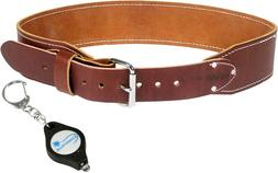 Occidental Leather 5035 HD 3' Ranger Work Belt with a Lumint