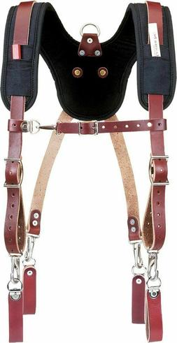 Occidental Leather 5055 Stronghold Suspension System Comfort