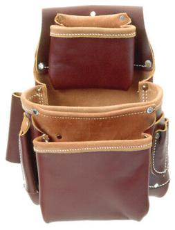 Occidental Leather 5060 8-Inch Deep Bag with Holders