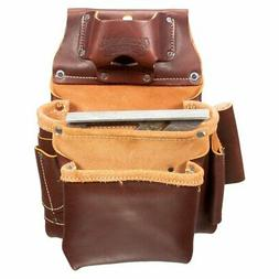 Occidental Leather 5061LH 2 Pouch Pro Fastener Tool Bag Tape