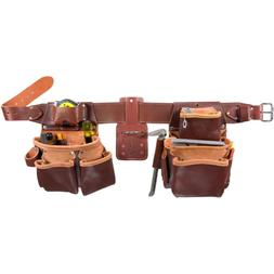 Occidental Leather 5080DBL Pro Framer Tool Belt Package with