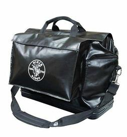 Klein Tools 5182BLA Vinyl Equipment Bag, Large