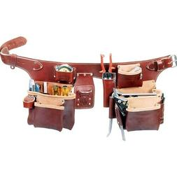 Occidental Leather 5191 XL Pro Carpenter's 5 Bag Tool Belt A