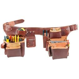Occidental Leather 5191LG Pro Carpenters 5 Bag with Large Be