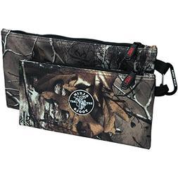 Klein Tools 55560 Camo Zipper Bags