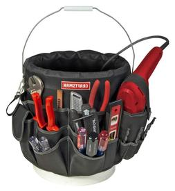 Craftsman 56 Pocket 5 Gallon Bucket Bag Holder