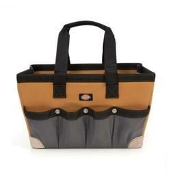 Dickies Work Gear 57037 Grey/Tan 16-Inch Storage Bin Tan