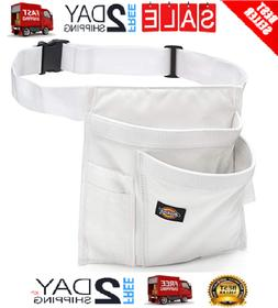 Dickies Work Gear 57049 White 5-Pocket Apron Painter Tool Br