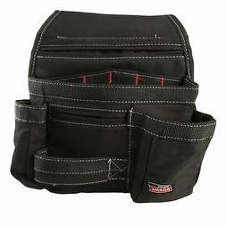 Dickies Work Gear 57073 Black 11-Pocket Tool Pouch