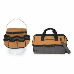 Dickies Work Gear 57093 18-Inch Bag and Bucket Organizer Com