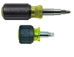 Klein 6:1 Stubby and 11:1 Screwdriver/Nutdriver Bundle