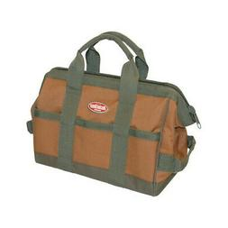 Bucket Boss Gatemouth 12 Tool Bag in Brown, 60012