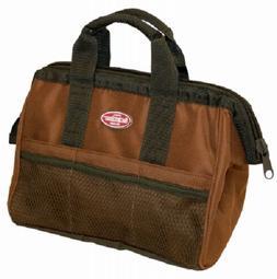 Bucket Boss Gatemouth 13 Tool Bag in Brown 60013
