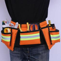 600D Oxford Cloth Tool Belts Waist Bag Work Bags Utility Pou
