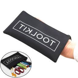 600D Oxford Cloth Tools Set Bag Zipper Storage Instrument Ca