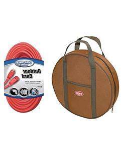 Bucket Boss 69000-KIT Carry Cable Bag w/Water Resistant 100'