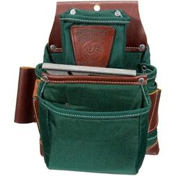 Occidental Leather 8060 Oxy Lights 3 Pouch Fastener Bag