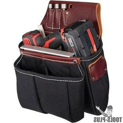 Occidental Leather 8068 Impact / Screw Gun And Drill Bag Lea