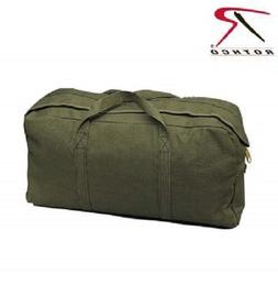 "Rothco 8182 Olive Tanker Tool Bag 19""x 9""x6 "" Heavyweight Co"