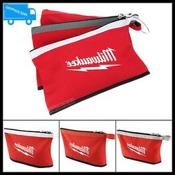 Milwaukee 48-22-8193 Canvas Zipper Pouch