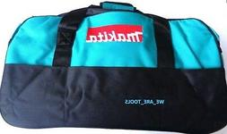 "Makita 831284-7 23"" 4 - 5 Medium Tool Bag For 18V Drill, Saw"