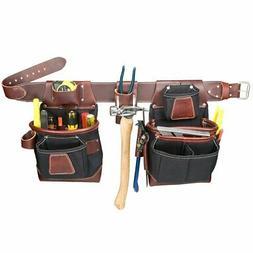 Occidental Leather 8580M FatLip Tool Carpenter Fastener Bag
