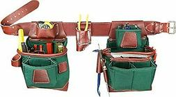 Occidental Leather 8585LG Heritage FatLip 25 Pocket Tool Bag