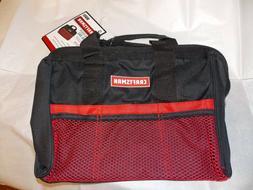 "Craftsman 9-37535 13""Tool Bag Large Mouth Reinforced Brand N"