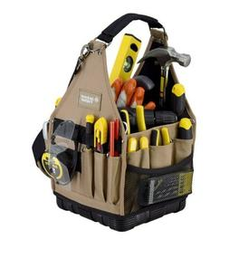 "9"" Tool Carrier Bag, with additional Pouches, electric. To"