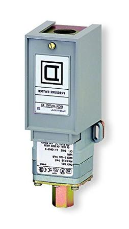 SQUARE D 9012GNG5 Pressure Switch