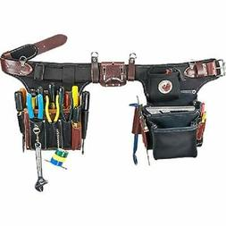 9596 Adjust-to-Fit Industrial Pro Electrician Tool Bags