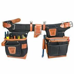 Occidental Leather 9850 Adjust-to-Fit FatLip Tool Bag Belt S