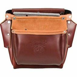 Occidental Leather 9922 Iron Worker's Leather Bolt Bag w/ Ou
