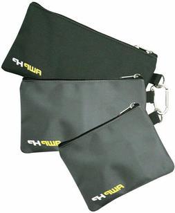 AWP HP Polyester Professional Grade Heavy duty Zippered Clos