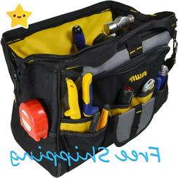 "~AWP Polyester Zippered Closed Cargo Tool Bag 18"" 0552558"