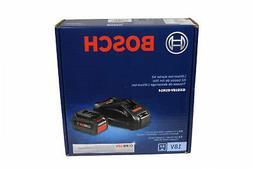 Bosch CORE18V 6.3Ah Li-Ion Battery Starter Kit GXS18V01N14 N