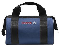 """Bosch CW03 Contractors Tool Bag 19"""" Drill Saw Sander Cordles"""